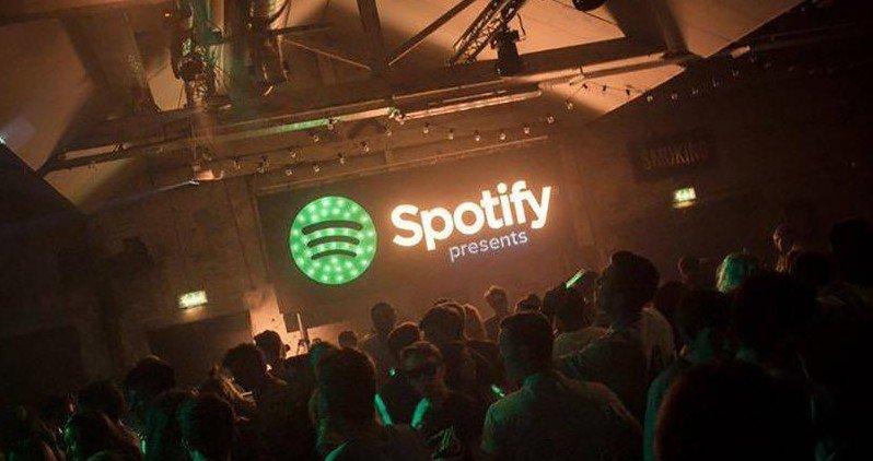 Spotify-presents