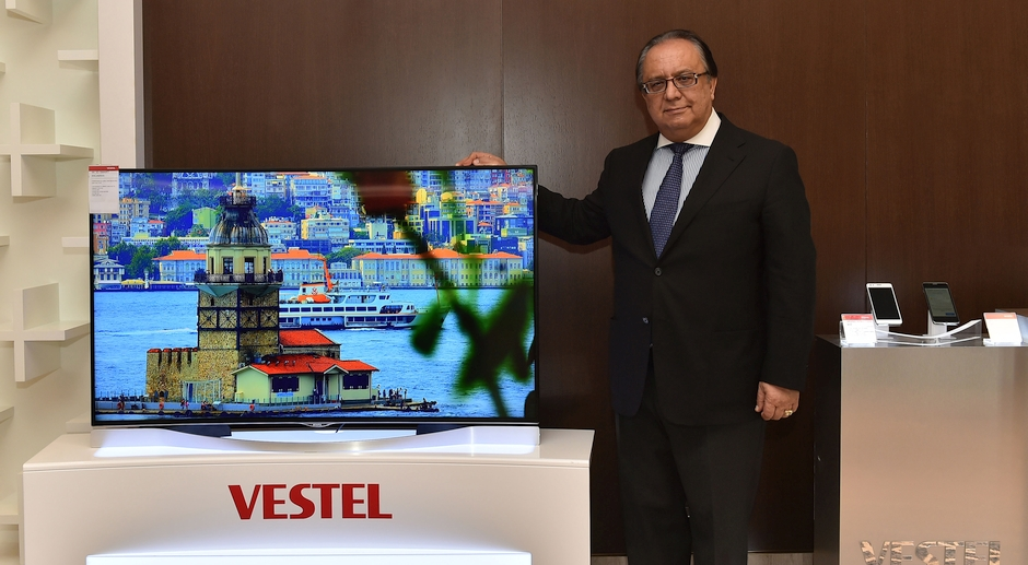 Vestel Android TV
