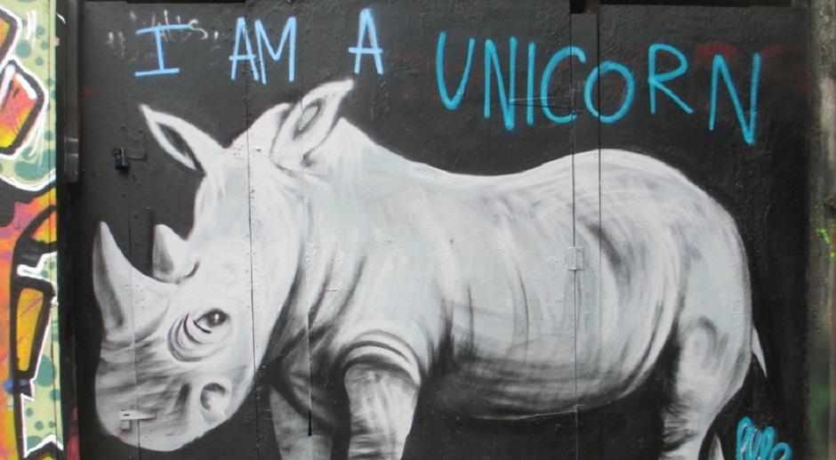 unicorn unikorn gergedan