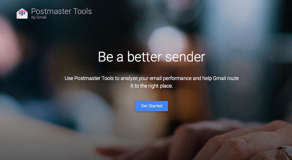 Gmail Postmasters spam eposta