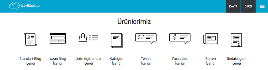 icerikbulut.com icerik yazimi