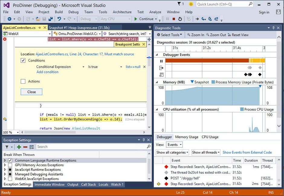 Microsoft, Visual Studio 2015'i yayınladı  - Webrazzi