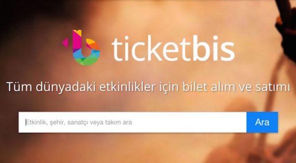 eBay Türkiye dahil 47 ülkede faaliyet gösteren Ticketbis'i 165 milyon dolara satın alıyor