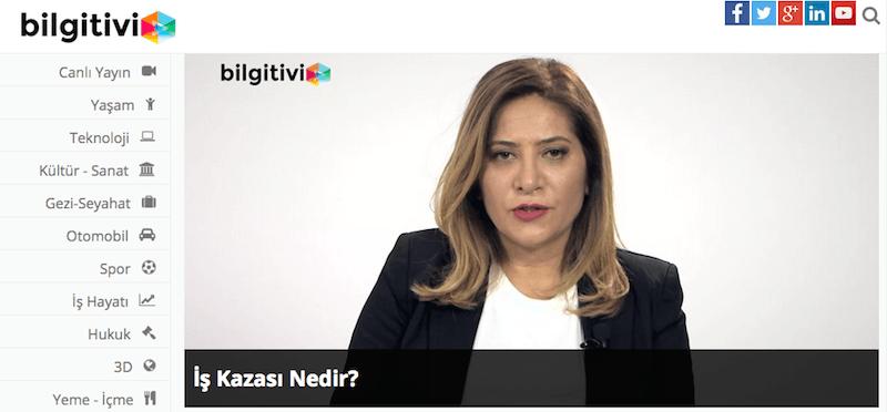 Bilgitivi bilgi video