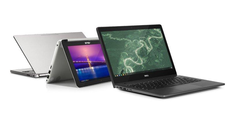 Google Dell Chromebook