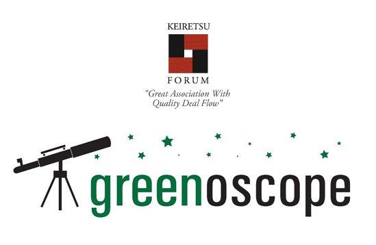 Greenoscope Keiretsu Forum
