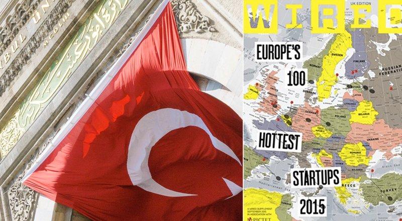 Wired UK Istanbul Startups Girisimleri