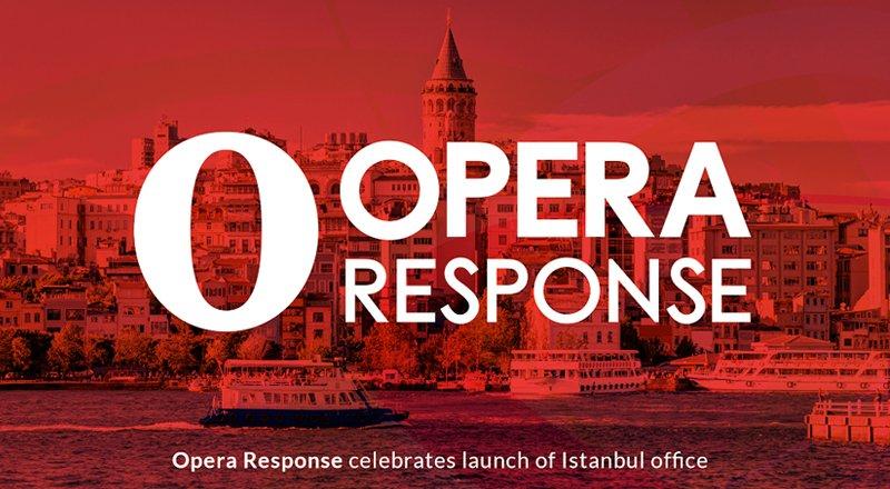 Opera Response Istanbul