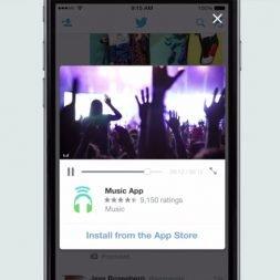 Twitter, uygulama reklamlarına önemli yenilikler getiriyor-2