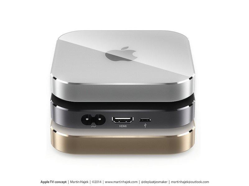 apple tv konsept