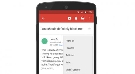 gmail-mail-bloklama