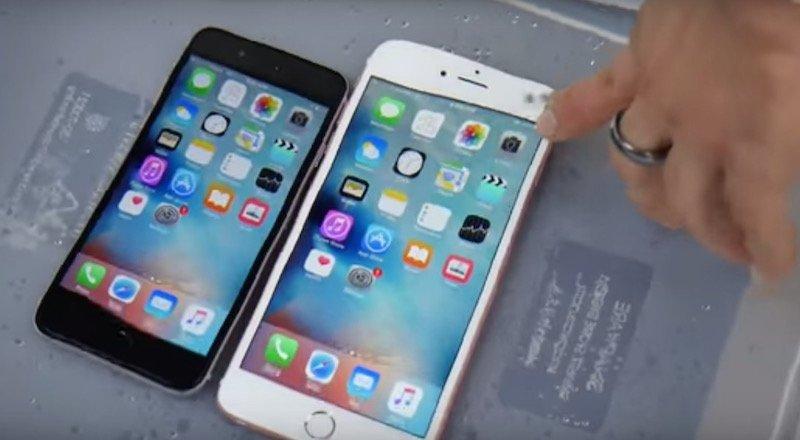 iphone su testi