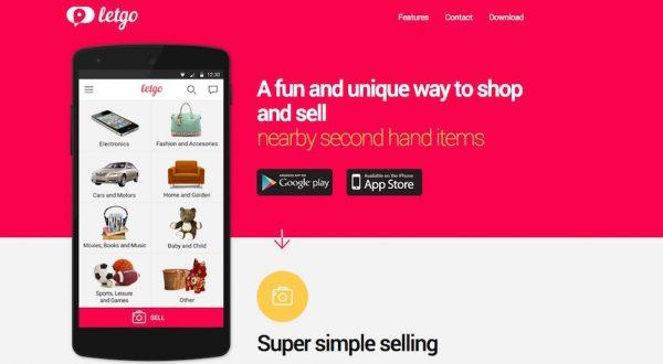 Letgo, mobil pazar yeri için Naspers'tan 100 milyon dolar yatırım aldı