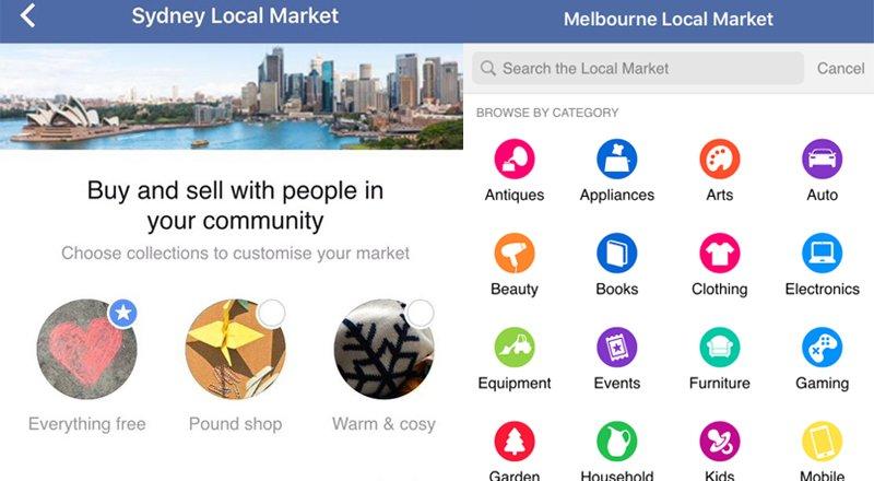 Facebook-Local-Market