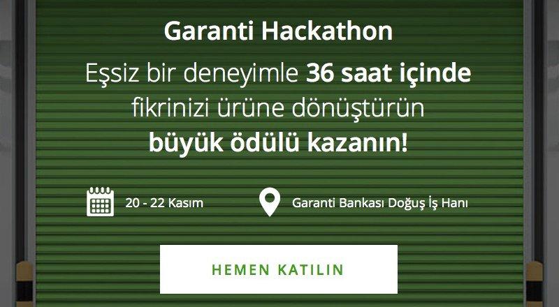 Garanti-Hackathon
