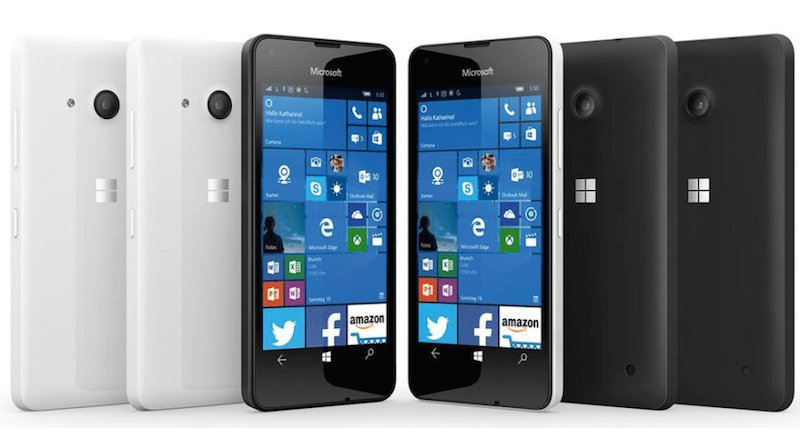 Lumia 550 Lumia 950