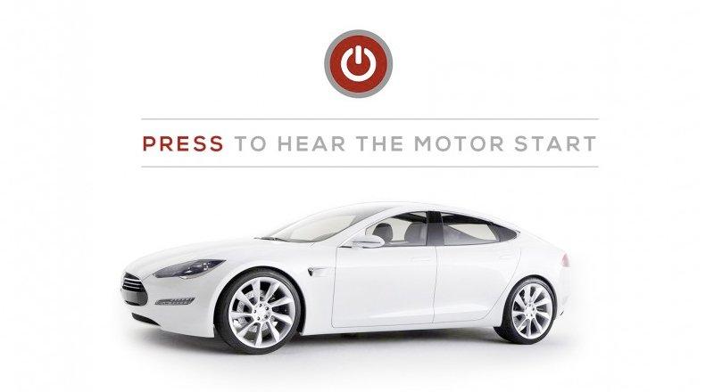 Tesla elektrikli otomobil