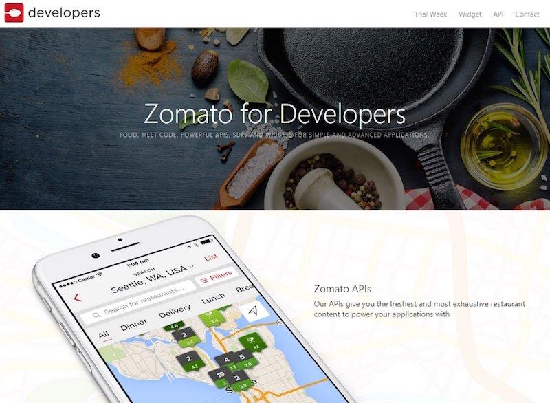 Zomato_API