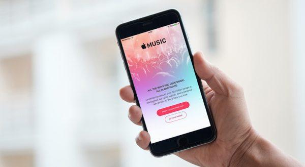 Apple Music 30 milyon ücretli kullanıcı barajını aştı