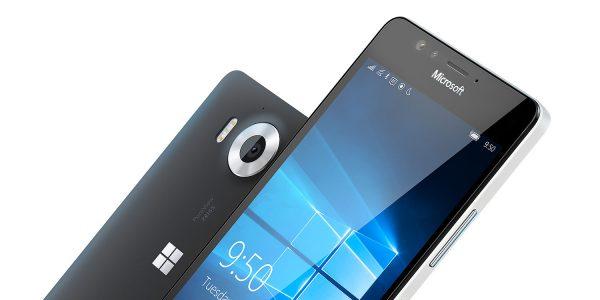 Microsoft, Lumia 950 ve 950 XL ile vites yükseltti