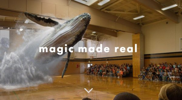 Magic Leap'in ilk ürünü önümüzdeki aylarda piyasaya çıkabilir