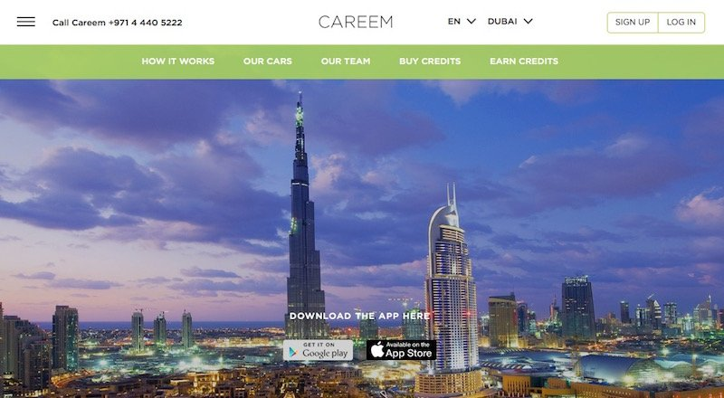 Careem-App