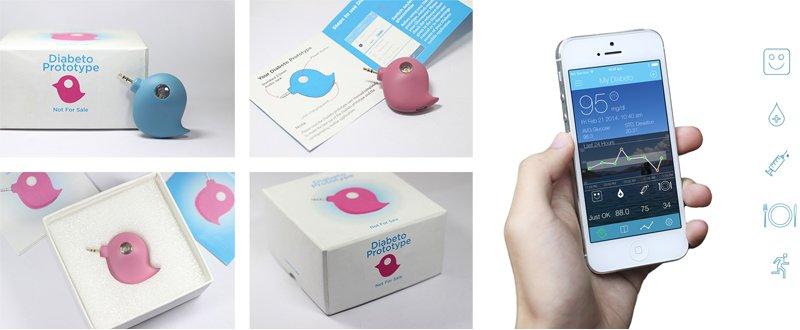 Diabeto-blood-sugar-tracker