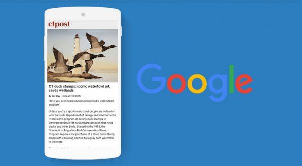 Google, hızlandırılmış mobil sayfa yeniliğini 2016 başında devreye alacak