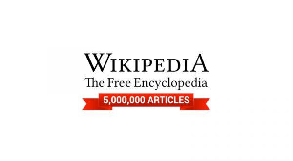 Wikipedia'daki İngilizce makale sayısı Türkçe'dekilerin yaklaşık 20 katı