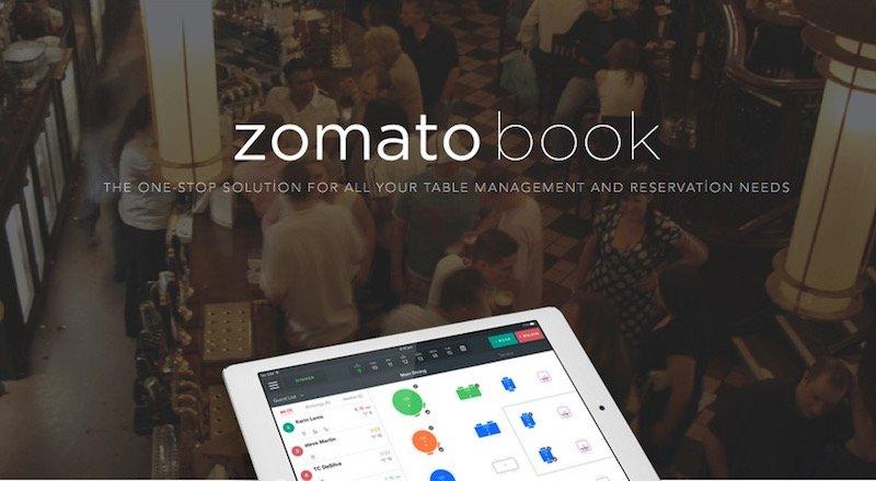 Zomato Book Zomato Defter
