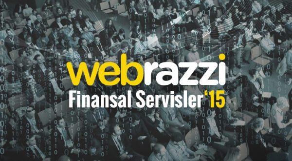 Webrazzi Finansal Servisler'15 Konferansı için geri sayım sürüyor