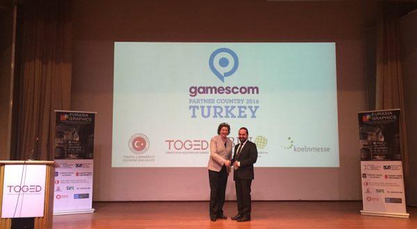 Türkiye, Avrupa'nın en büyük oyun fuarı gamescom'a 2016'da partner ülke olarak katılacak