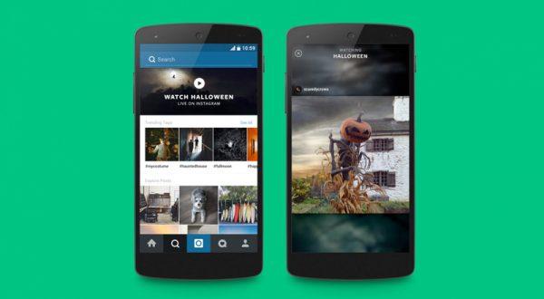 Instagram, yeni özelliğiyle önemli etkinliklere özel video kanalı açıyor
