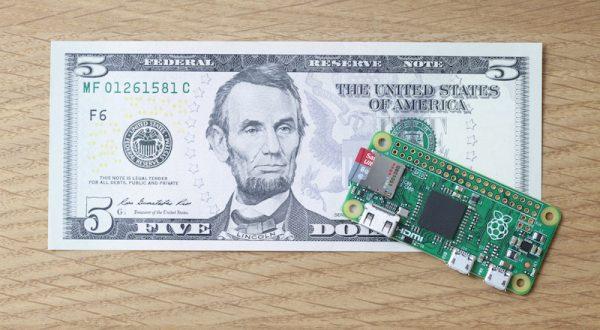 Raspberry Pi'ın 5 dolarlık yeni bilgisayarı Zero türünün en iddialı örneği
