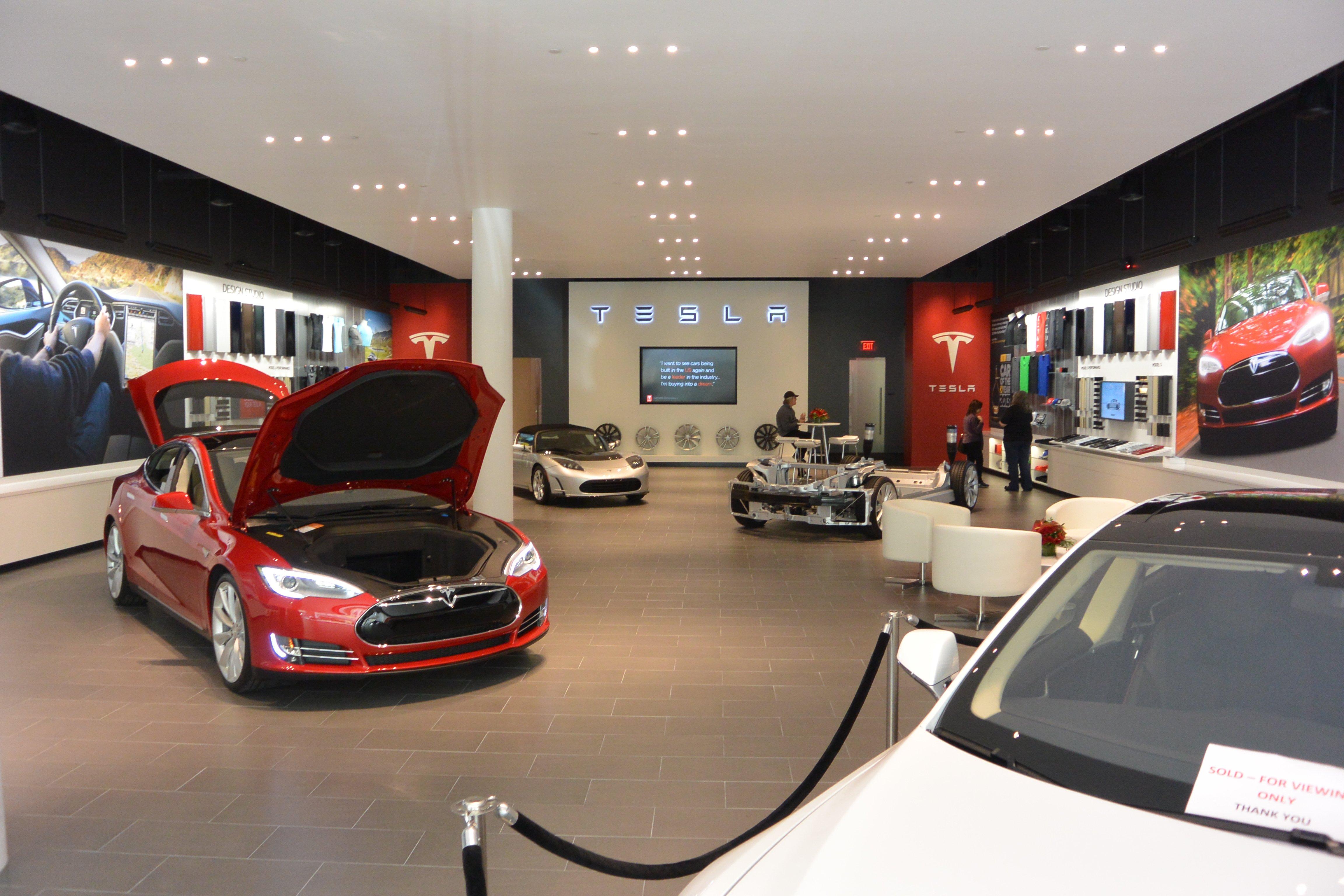 Toyota Of Bellevue >> Tesla Showroom Locations Tesla Car Dealership ~ Elsavadorla