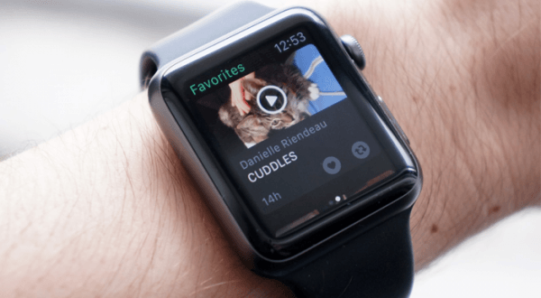 Vine, Apple Watch uygulamasını yayınladı