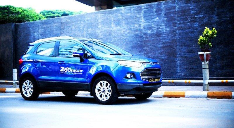 Ford'un Hindistan'da araç paylaşımını test ettiği araçlar