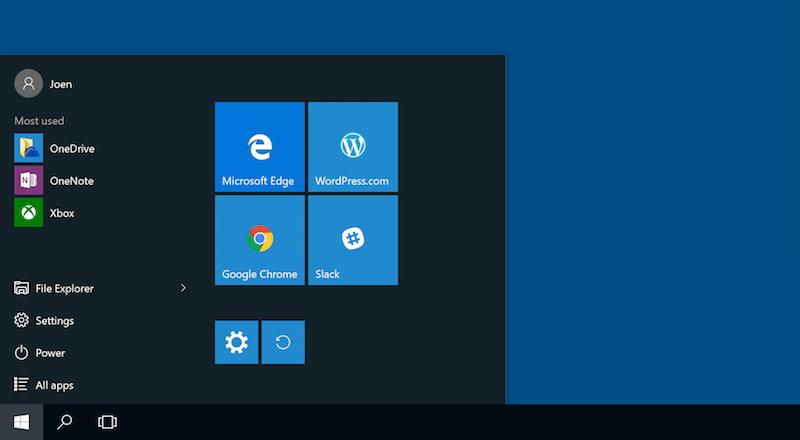 Wordpress-Windows