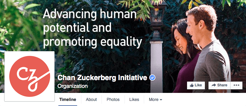 Zuckerberg Chan Initiative 2
