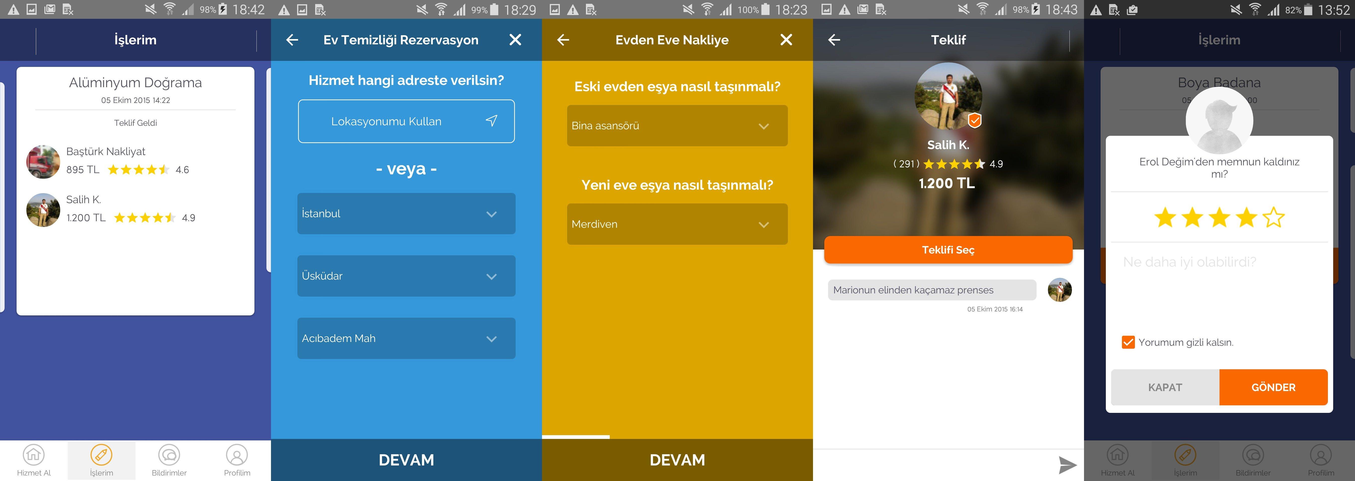 armut.com app