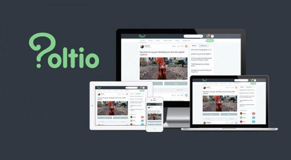 Sosyal anket platformu Poltio, 1 milyon TL yatırım aldı
