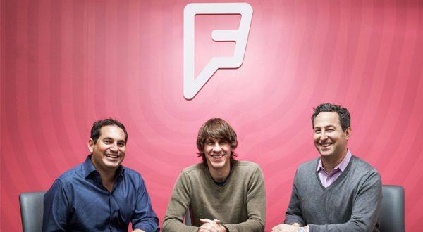 Foursquare'den ses var: Foursquare gelirini üç yıl üst üste yüzde 50 oranında arttırdı