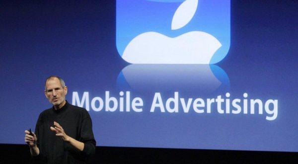 Apple iAd reklam platformunu yayıncılara bırakıyor