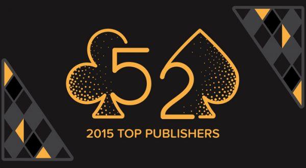 App Annie 2015 yılının en iyi 52 uygulama yayıncısını listeledi