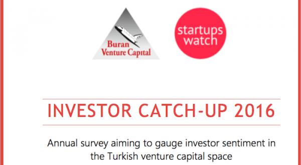 Türkiye girişimcilik ekosistemine yatırımcı bakışı: 'Investor Catch-up 2016' [Rapor]