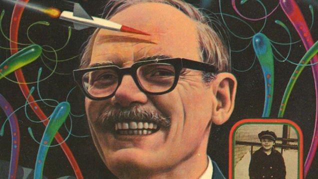 Günümüzden 3 yıl önce kaybettiğimiz Frederik Pohl, 75 yıla dayanan kariyere sahip bir yazar.