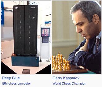 Kasparov - Deep Blue