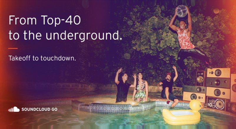 Soundcloud-Go