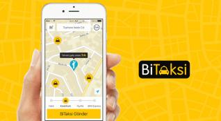 Elektrikli turkuaz taksiler, artık BiTaksi'de de hizmet veriyor