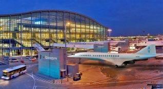 Süpesonik yolcu uçağı için Boom'a 5 milyar dolarlık niyet mektubu